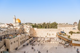 A heartfelt recommendation from Rav Shmuel Rabinowitz, rabbi of the Kotel and Holy Sites