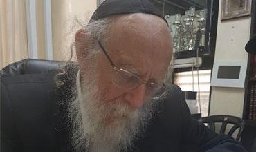 """המלצת הרב שמעון גלאי שליט""""א"""